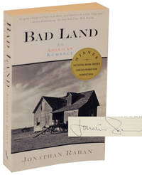 Bad Land: An American Romance (Signed)