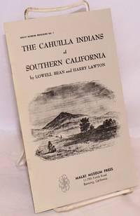 The Cahuilla Indians of Southern California
