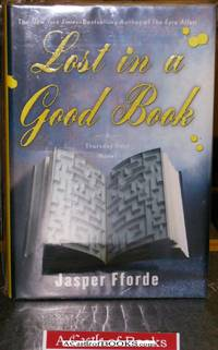 Jasper Fforde *Signed* Lost in a Good Book: A Thursday Next Novel