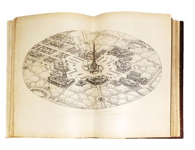 1913. ANDERSEN, Hendrik Christian. Creation d'un Centre mondial de Communication. Two parts in one v...