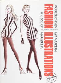 The Use of Markers In Fashion Illustration