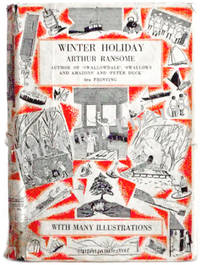 winter holiday swallows and amazons