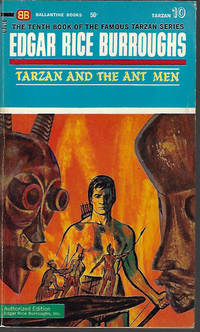 TARZAN AND THE ANT MEN (Tarzan #10)
