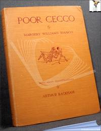Poor Cecco: The Wonderful Story of a Wonderful Wooden Dog Who Was the Jolliest Toy in the House Until He Went Out to Explore the World