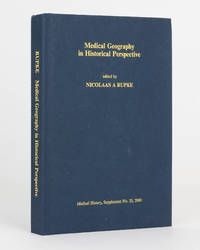 Medical Geography in Historical Perspective