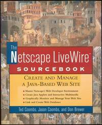 Image for NETSCAPE LIVEWIRE SOURCEBOOK Create and Manage a Java-Based Web Site