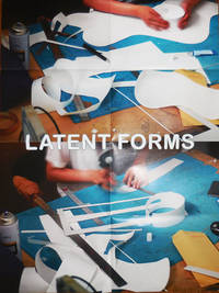 image of Thomas Demand Latent Forms (Exhibition Announcement Poster)