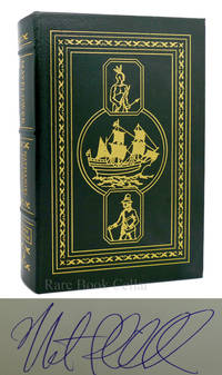 THE MAYFLOWER Signed Easton Press by Nathaniel Philbrick - Signed First Edition - 2007 - from Rare Book Cellar (SKU: 87395)