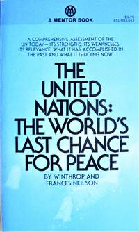 image of The United Nations: the World's Last Chance for Peace