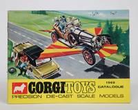 image of Corgi Toys 1969 Catalogue: Precision Die-Cast Scale Models