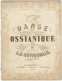 [D-39]. Danse ossianique ... 25 Cts. nett