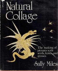 Natural Collage by Sally Miles - 1973 - from Hard-to-Find Needlework Books (SKU: 14796)