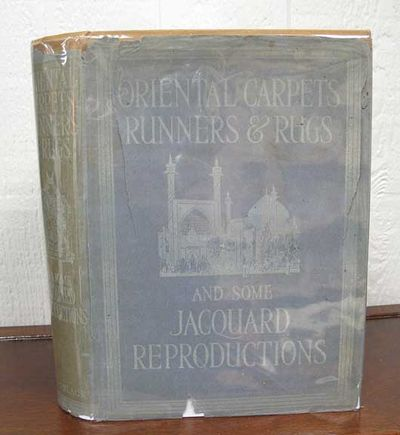 London: Adam and Charles Black, 1910. 1st edition. Tan cloth binding with gilt stamping. Dust jacket...