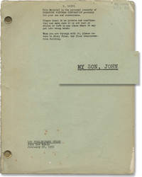 image of My Son John [My Son, John] (Original screenplay for the 1952 film)