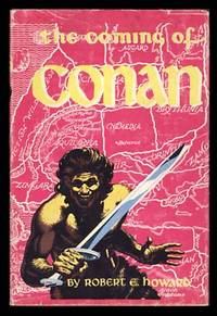 image of The Coming of Conan. (Signed by L. Sprague de Camp)