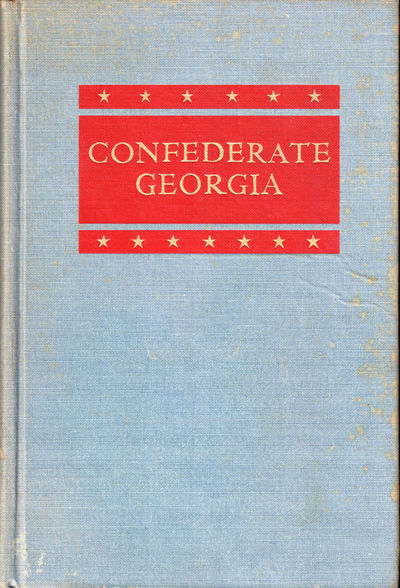 Athens: University of Georgia Press, 1953. Hardcover. Good. First Edition. x, 290pp+ index. Offsetti...