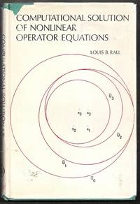 Computational Solution of Nonlinear Operator Equations