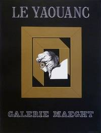 Le Yaouang Galerie Maeght (Exhibition Poster)