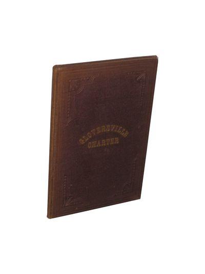 N. P.: Intelligencer Steam Print, 1879. Hardcover. Very Good. 8vo 8