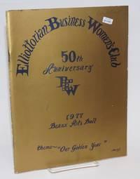50th anniversary / 1977 Beaux arts ball