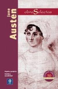 image of Jane Austen: Orgullo y prejuicio / Sentido y sensibilidad (Obras selectas series) (Spanish Edition)