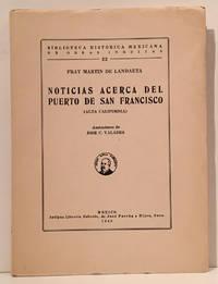 Noticias Acerca Del Puerto de San Francisco (Alta California)