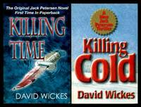 KILLING TIME - with - KILLING COLD - Detective Jack Petersen Mystery