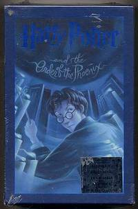Harry Potter and the Order of the Phoenix by  J.K ROWLING - First Edition - 2003 - from Between the Covers- Rare Books, Inc. ABAA and Biblio.com