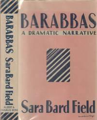 Barabbas a Dramatic Narrative
