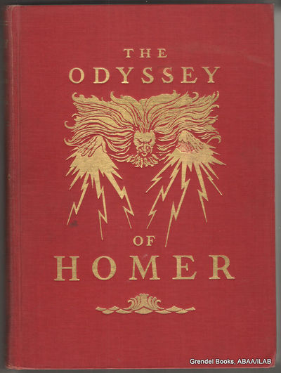 Boston:: Houghton Mifflin,. Very Good. 1929. Hardcover. Translated from the Greek by George Herbert ...