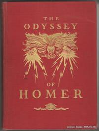 The Odyssey of Homer.