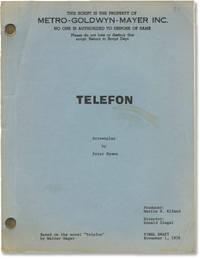 image of Telefon (Original screenplay for the 1977 film)