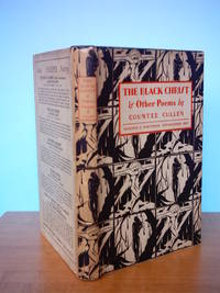 The Black Christ & Other Poems by Cullen, Countee - 1929