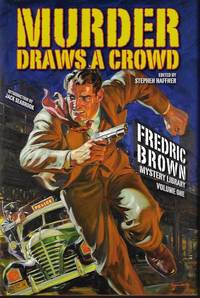 image of MURDER DRAWS A CROWD; Fredric Brown Mystery Library Volume One