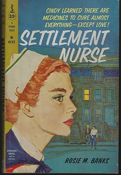 SETTLEMENT NURSE, Banks, Rosie