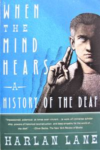 image of When the Mind Hears. a History of the Deaf