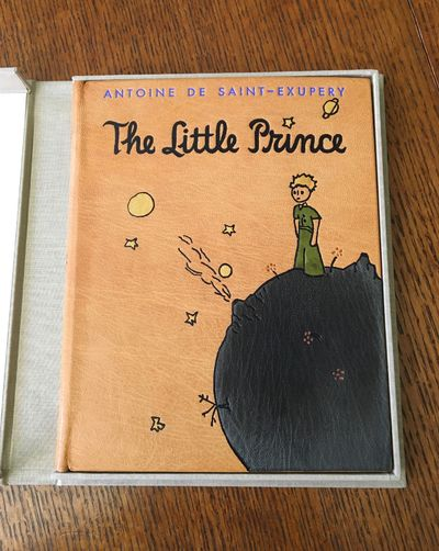 THE LITTLE PRINCE. Translated from...