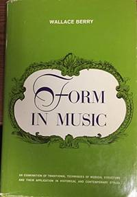 image of Form in Music