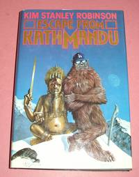 Escape from Kathmandu (signed 1st)