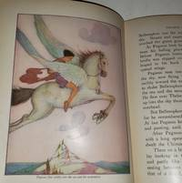 image of A CHILD'S BOOK OF MYTHS. Stories and illustrations by Margaret Evans Price. With an introduction by Katharie Lee Bates.