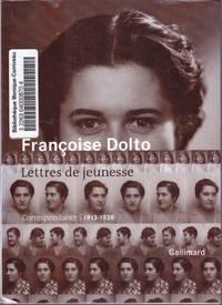 Lettres de jeunesse.  Correspondance, 1913-1938.