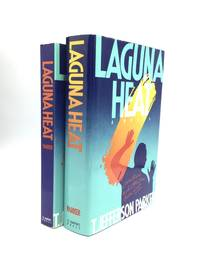 LAGUNA HEAT: A Novel - Advance Reading Copy and First Edition, First Printing