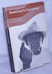 image of Speaking for ourselves; American ethnic writing