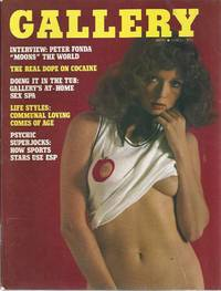 Gallery adult magazine March 1975 Interview Peter Fonda: Moons The World