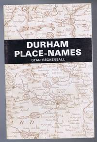 Durham Place Names, Northern History Bookleets No. 84
