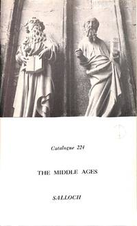 Catalogue 224/n.d. : The middle Ages.