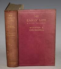 My Early Life. A Roving Commission. by  WINSTON S: CHURCHILL  - Hardcover  - from The Antique Map & Bookshop (SKU: 86810)