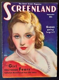 Screenland -- September 1931 (The Tallulah Bankhaed Cover)