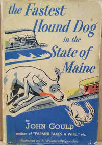image of The Fastest Hound Dog in the State of Maine