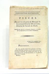 PIÈCES relatives à la prise de Mons par le Lieutenant-Général...